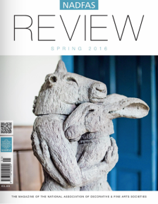 NADFAS REVIEW COVER Spring 2016