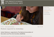 Princes school screen shot